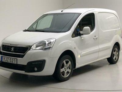 begagnad Peugeot Partner Skåpbil 1.6 BlueHDI Skåp (100hk)
