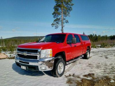 begagnad Chevrolet Silverado 2500