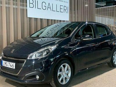 begagnad Peugeot 104 208 Active 5-dörrar 1.2 VTi Euro 6 2018, Halvkombi Pris900 kr