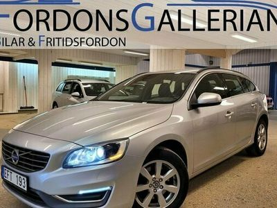 begagnad Volvo V60 D2 Momentum 2014, Kombi Pris 124 500 kr