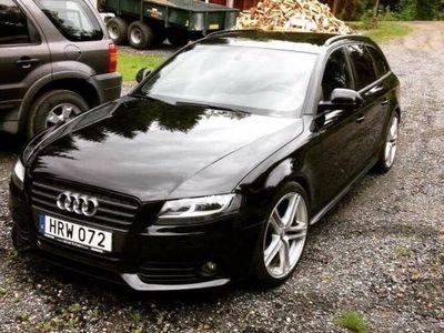 begagnad Audi A4 Avant 2.0 TFSI 300hk Black Edition -09