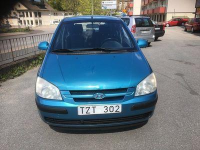 used Hyundai Getz 5-dörrar 1.3 (82hk) Ny besiktiga -03