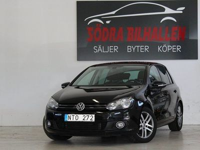 begagnad VW Golf VäxellådaFel, 5-dörrar 1.6 TDI DSG Sekventiell Sport,