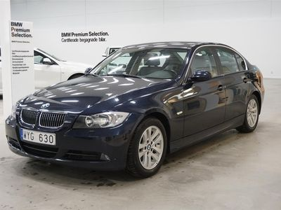 begagnad BMW 325 i Sedan Automat Dragkrok Advantage Comfort PDC