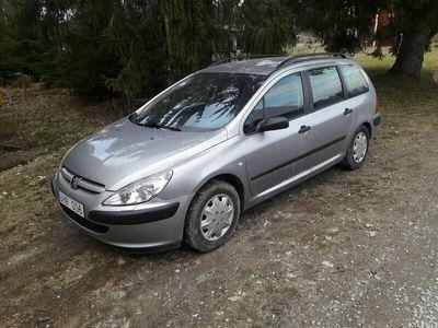 begagnad Peugeot 307 XR 1,6 KOMBI