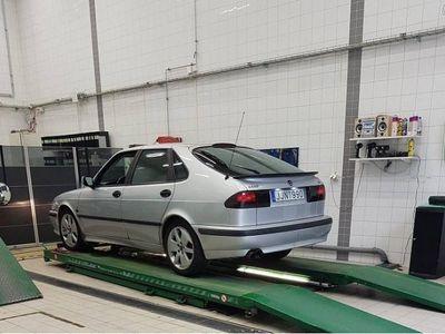 begagnad Saab 9-3 2.0t trimmad t skick -99