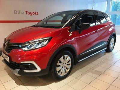 begagnad Renault Captur 1,2 Energy Dragkrok GPS