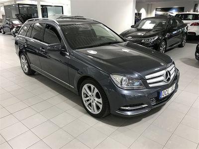 begagnad Mercedes C220 CDI Kombi (170hk), DRAG, AUTOMAT