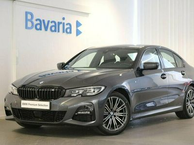begagnad BMW 320 d xDrive Sedan M sport Drag Kupévärmare m fjärr HiFi