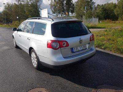 begagnad VW Passat 2.0 FSI -05