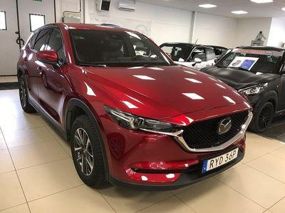 begagnad Mazda CX-5 2.5 Optimum SKYACTIV-G AWD Aut. Euro 6 194hk
