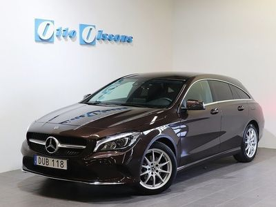 begagnad Mercedes CLA200 Shooting Brake Aut, Nav, Drag, Värmare