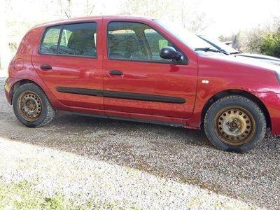 begagnad Renault Clio 1,2