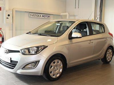 begagnad Hyundai i20 1,2 Premium 85hk