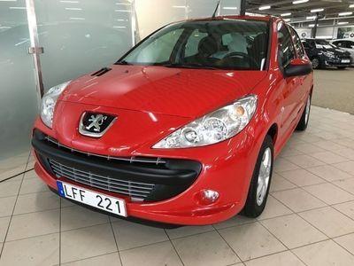 begagnad Peugeot 206+ 1,4 Active Sport 75HK 5dr