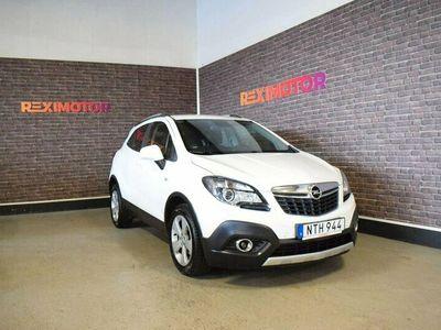 begagnad Opel Mokka 1.6 CDTI ecoFLEX 4x4 Euro 6 136hk Besiktad
