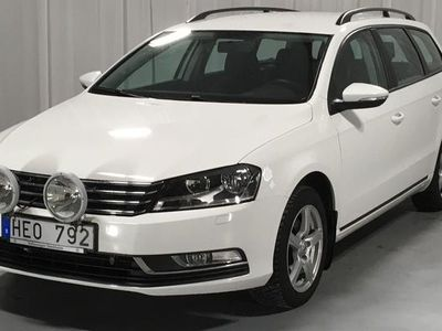 gebraucht VW Passat VW 2.0 TDI BlueMotion Technology Variant 4Motion 2014, Personbil 113 600 kr - 145 600 kr