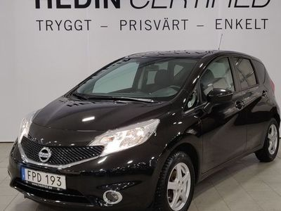 used Nissan Note 80 ACENTA 5M/T EURO 6