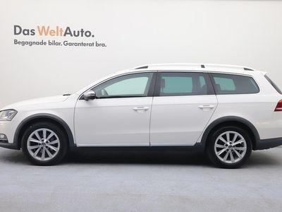 begagnad VW Passat Alltrack TDI177 DSG/P-värmare