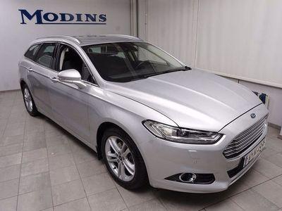 begagnad Ford Mondeo Kombi 2,0 TDCI Aut 150Hk Business (Värmare)