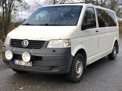 begagnad VW Caravelle T5 2.5 TDI (130hk)