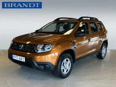 begagnad Dacia Duster 1.6 SCe Manuell 115hk