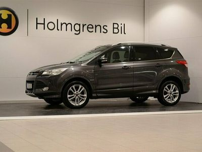begagnad Ford Kuga 2.0 TDCi AWD Powershift 140hk 2015