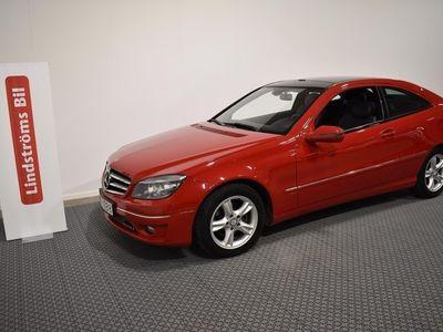 begagnad Mercedes 180 Benz CLC Kompressor Automat Panorama Vhjul 2011, Halvkombi 69 900 kr