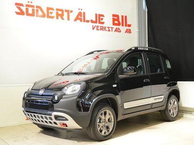begagnad Fiat Panda Cross 4x4 0.9 85hk