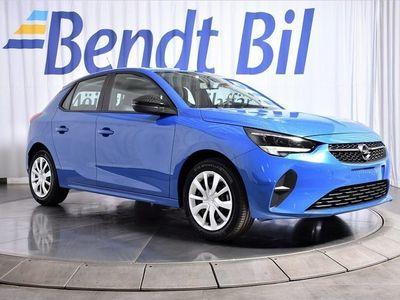 begagnad Opel Corsa 1.2 5-dörrars Edition P75