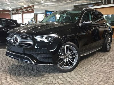 begagnad Mercedes GLE450 AMG 4MATIC / AMG & PREMIUM