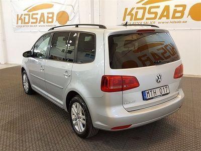 begagnad VW Touran 1.6 TDI BMT 105hk 0.5L/mil