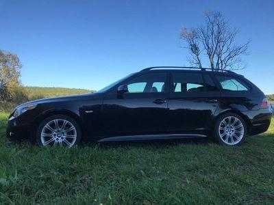 begagnad BMW 530 d e61