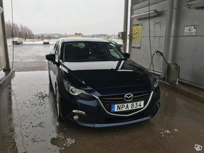 gebraucht Mazda 3 2.0 120 hk, vision -14