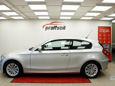 begagnad BMW 116 i 3-dörrar Comfort 2011, Halvkombi 89 500 kr