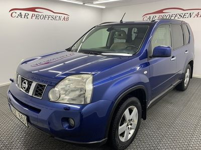 brugt Nissan X-Trail 2.0 dCi 4x4 Automat 150HK,NY S -08