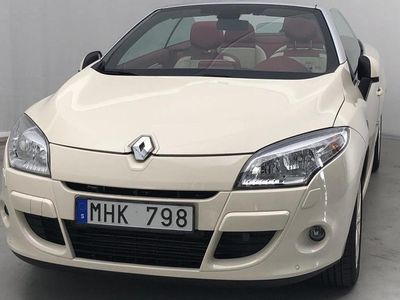 used Renault Mégane Cabriolet Phas III 1.4 TCe