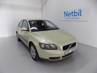 begagnad Volvo S40 2.4 140hk Addition Rep. Objekt -04
