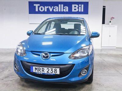 begagnad Mazda 2 5-D 1,3 Advance + V-hjul & Värmare