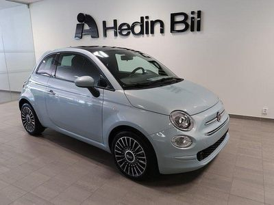 begagnad Fiat 500 1.0 70HK Hybrid LAUNCH
