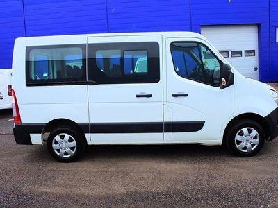 brugt Nissan NV400 Minibuss 2.3 dCi 125hk Minibuss