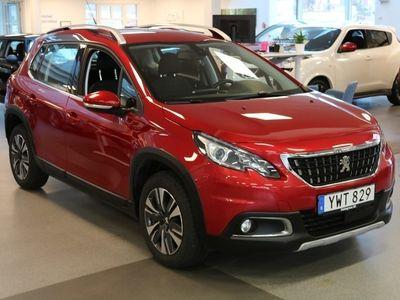 gebraucht Peugeot 2008 ALLURE PureTech 110 -18