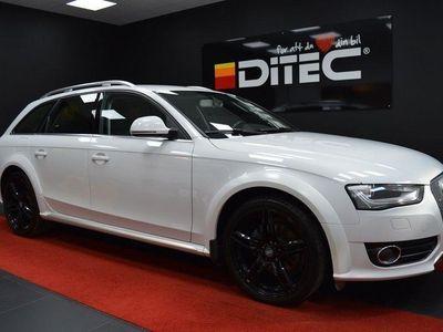 """begagnad Audi A4 Allroad 2.0 TDI 190 HK S-tronic 19"""""""
