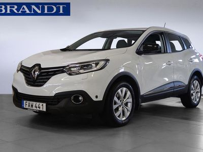 begagnad Renault Kadjar  1,2 TCe 130hk Limited EDC 4x2
