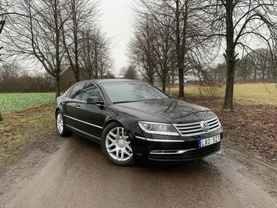 begagnad VW Phaeton 3.0 V6 TDI 4Motion TipTronic 240hk