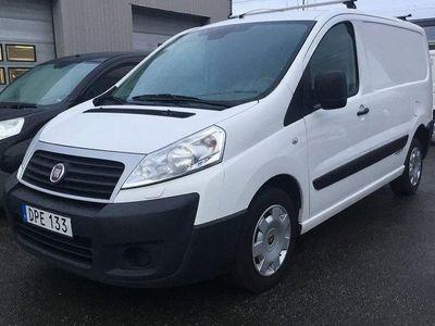 begagnad Fiat Scudo Van 2.0 Lång mod / 9000 mil