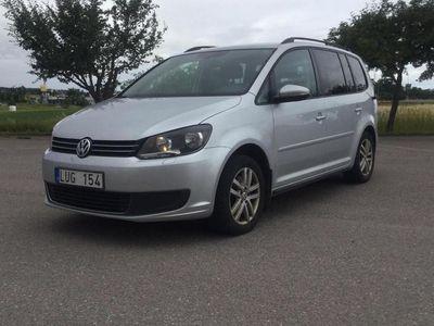 gebraucht VW Touran 1.4 TGI EcoFuel