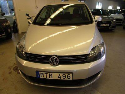 begagnad VW Golf Plus 1.6 TDI Style 105hk