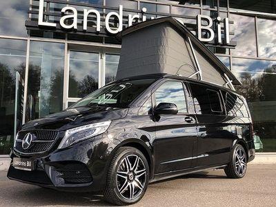 begagnad Mercedes 300 Marco Polod 4MATIC Lång Edition