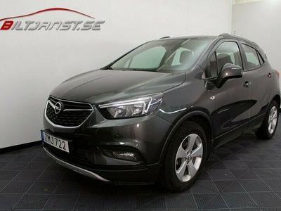begagnad Opel Mokka X 0% RÄNTA 4X4 140 HK